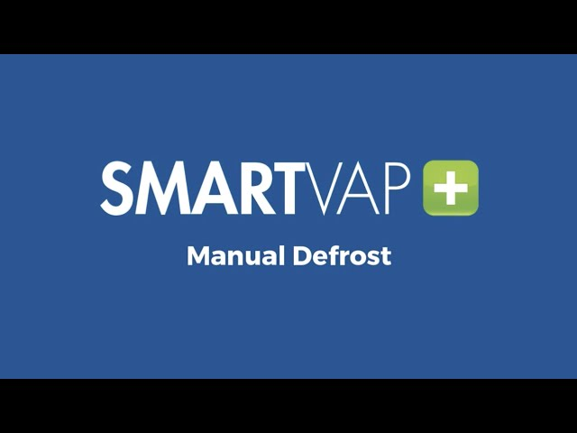 Video 5: Manual Defrost