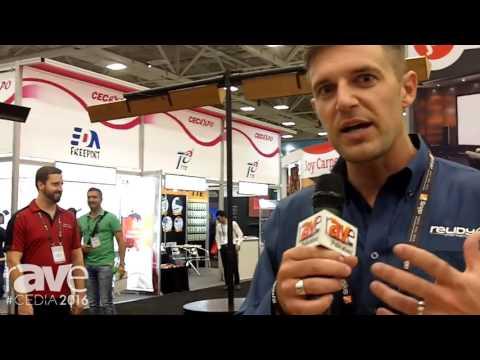 CEDIA 2016: Relidy Marketing Explains Their Marketing Services