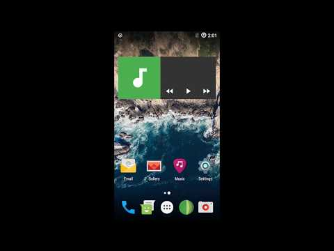 Android 7.1.1 cm14.1 Nougat On Xperia play R800i [Demo]