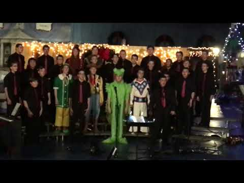 Spaulding High School's Christmas Village 2019 - Boy's Select Chorus - 12 Days of Christmas (SNC)