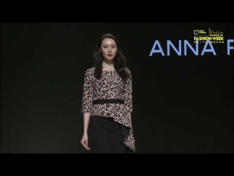 Gianluigi Lorusso (Anna Rachele)——Guangzhou International Fashion Week
