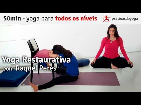 Yoga Restaurativo: uma pausa para você!