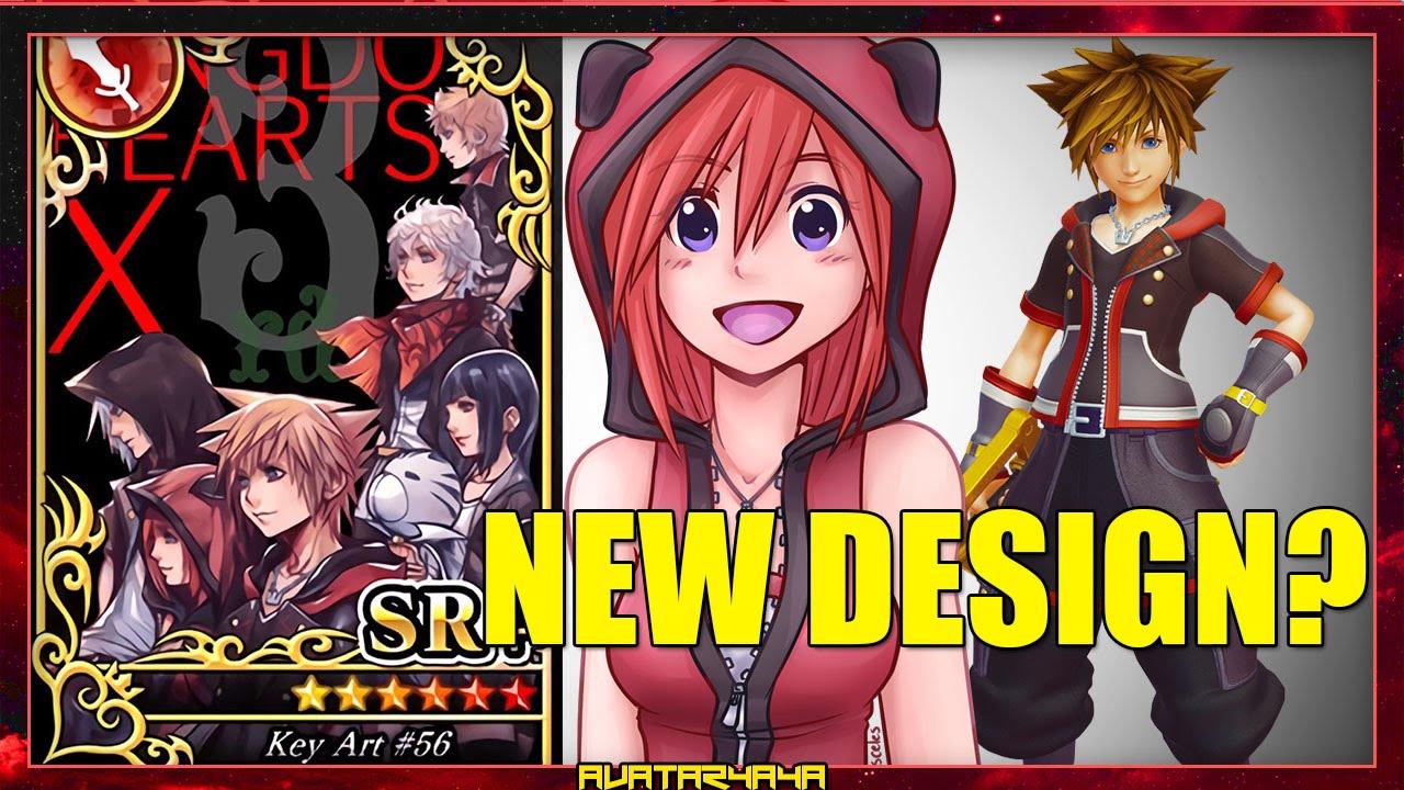 Kairi Kingdom Hearts 3 Outfit