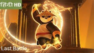 Kung Fu Panda 3 :panda last fight scene in Hindi movie clips.