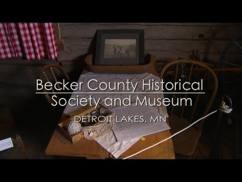 Becker County Historical Society and Museum