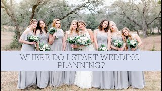 Where Do I Start Wedding Planning?