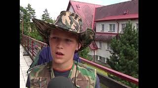 Kralupy TV: Rybářský tábor Štědronín (4. 9. 2009)