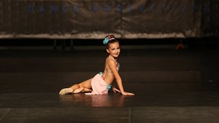 Taeya Bella 7 Years old Fight Song Lyrical Solo 2016