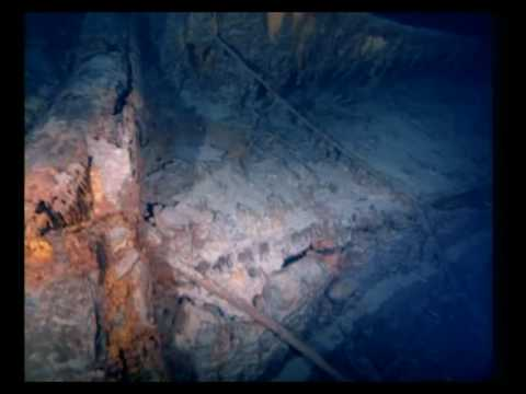 Deep Inside the TITANIC Part 2 - YouTube  Deep Inside the...