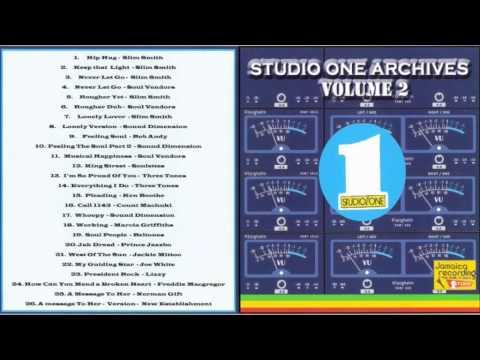 Studio One Archives - Volume 2 Mp3