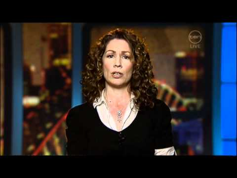 Kitty Flanagan on gypsies - The 7pm Project