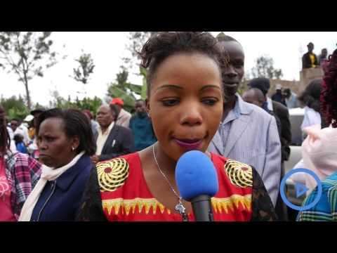 Kiambu voters wait for Uhuru after voting