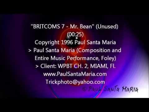BRITCOMS 7   Mr  Bean  c 1999 Paul Santa Maria