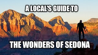 PROFESSIONALLY GUIDED: INTRODUCTION TO THE SCENIC WONDERS OF SEDONA (Part 1)