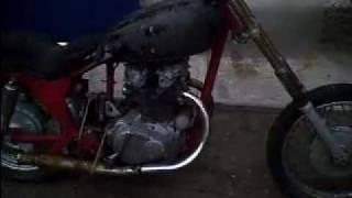 Honda CB450 Chopper