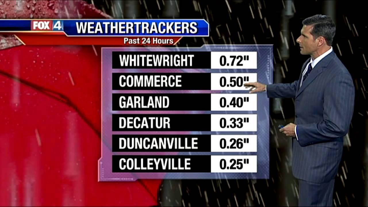 Dan Henry 9pm Weather Forecast - Feb 16