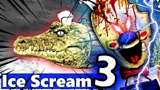 Ice Scream 3 Ist Da! 🍧 Und Es Ist KRASSER Als Wir Dachten