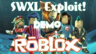 [ROBLOX] SWXL (Demo) Exploit! 2015!!