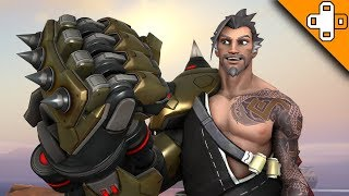 Hanzo Gets an UPGRADE! Overwatch Funny & Epic Moments 715