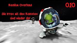 Kerbal Space Program RSS ► Die A7-2 Neue Rekorde #10 ♦ [4k] Let's Play Real Solar System 1.0.4