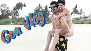 Goa Vlog || Under The Sun With H&M!