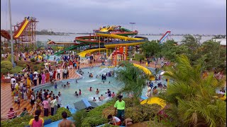 Jalavihar Water Park I Necklace Road I  Hyderabad I India