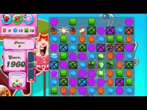 Candy Crush Saga IPhone Gameplay #18