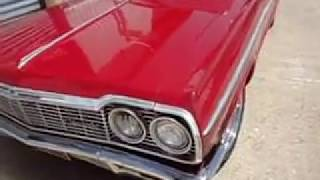 1964 CHEVY IMPALA SS 2 DOOR COUPE HIGH OPTIONS $14500
