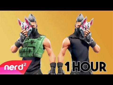 Fortnite Song | Ninja [1 HOUR] | by #NerdOut & Fabvl