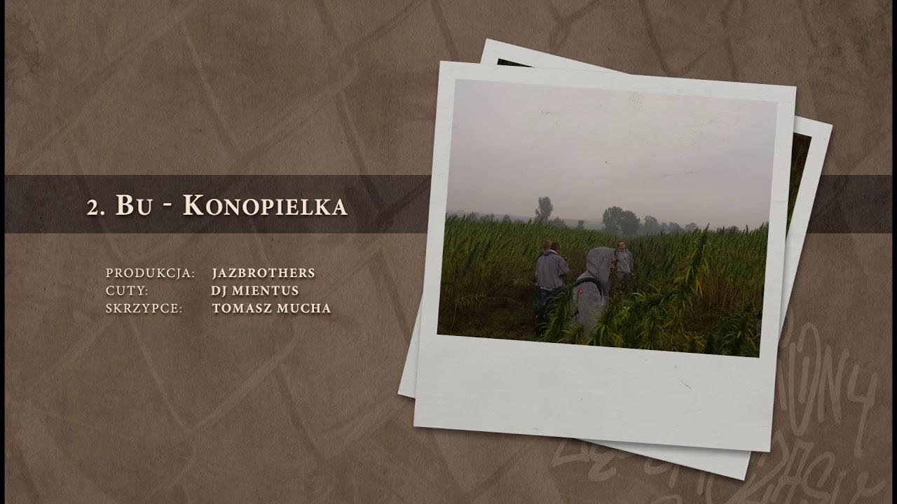 BU – 02 Konopielka (official audio) prod. JazBrothers, cuty: DJ Mientus | NADGRYZIONY ZĘBEM CZASU