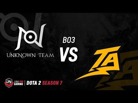 Unknown Team vs Thunder Predator | LPG Dota 2 Season 7 | Lucky & Mstco