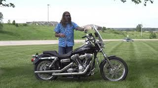 2014 Harley Davidson Super Glide Custom