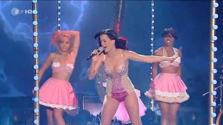 Repeat youtube video Katy Perry - Teenage Dream - (Live) at ZDF