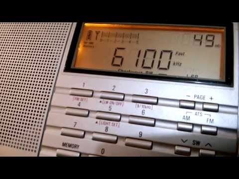 Pyongyang BS (Pyongyang, North Korea) - 6100 and 2850 kHz