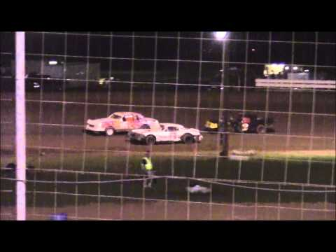 Pure Stocks @ Lubbock Speedway 6-26-15
