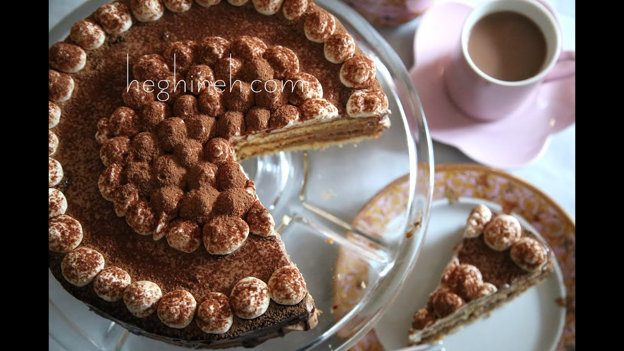 Tiramisu Honey Cake Recipe - Tiramisu Cake - Heghineh Cooking Show