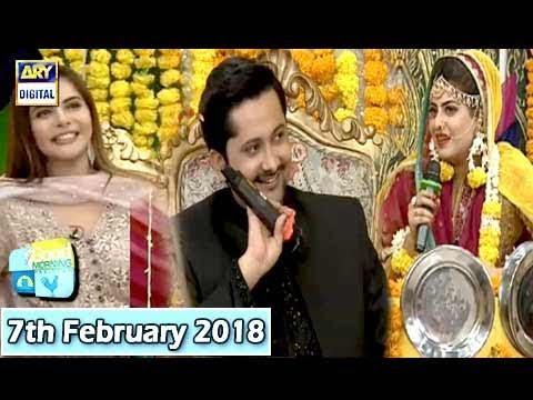 Good Morning Pakistan - 7th February 2018 - ARY Digital Show