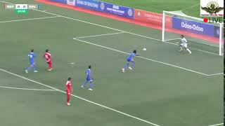 Nepal VS Maldives 1st goal highlight