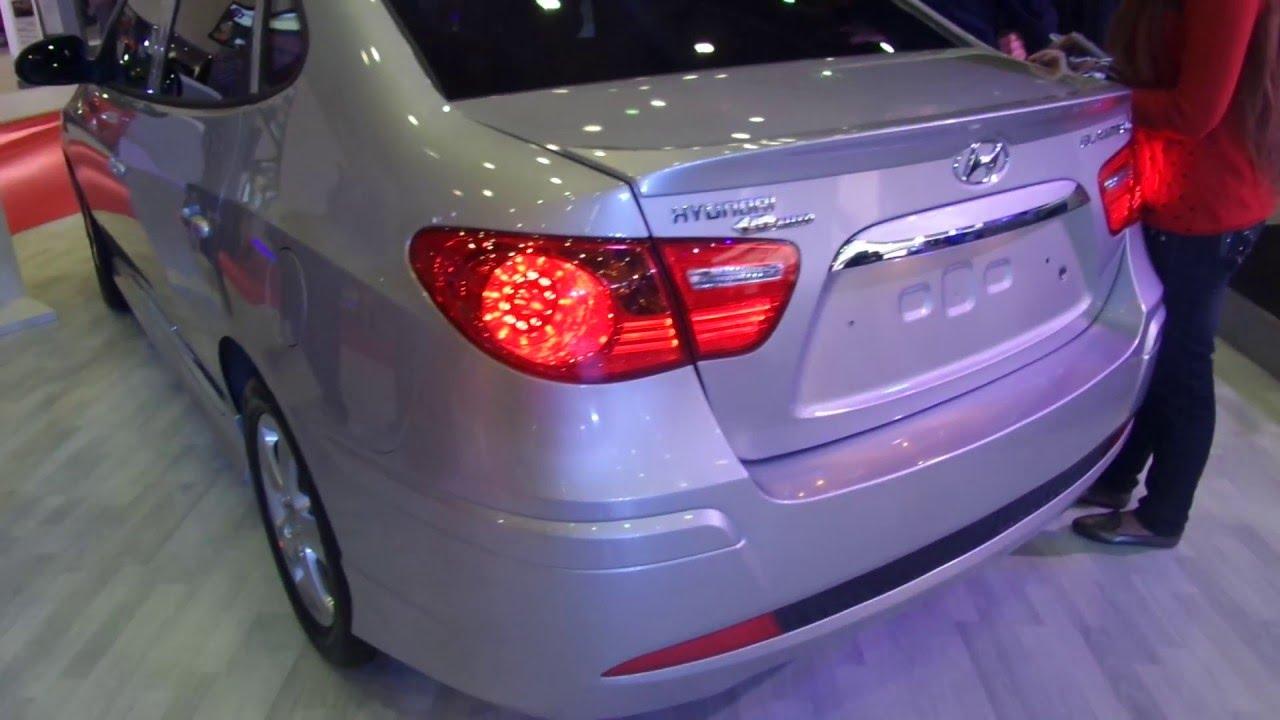 Red 2017 Hyundai Elantra >> Hyundai elantra hd 2017 / hyundai solaris 2016 Automech formula Egypt 2016 - YouTube