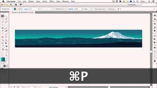 How to Tile Large Documents for Printing in Adobe Illustrator