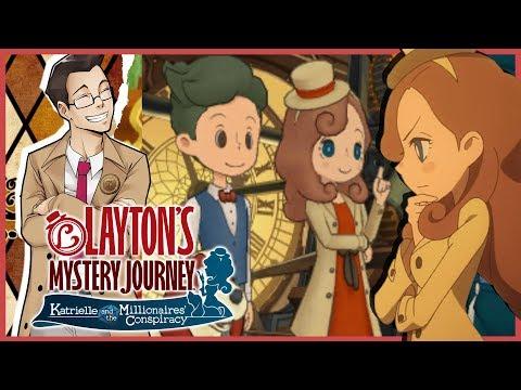 Layton's Mystery Journey |