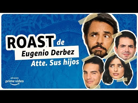 de-viaje-con-los-derbez---roast-de-eugenio-derbez-|-amazon-prime-video