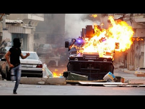 Mosaic News 3/21/2012: Bahraini Mourners Attacked as Monarch Claims 'Doors to Dialogue Remain Open'