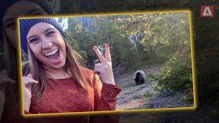 The Most Dangerous Selfies Ever Taken  