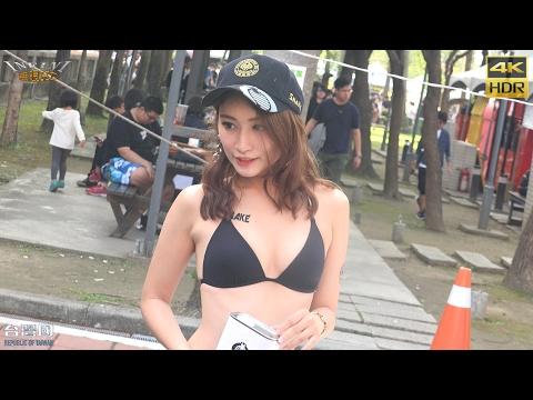 2016南台車展 All Show Girls 辣妹總動員12 小安 妍希 蕾蒂(4K HDR)[無限HD] 🏆