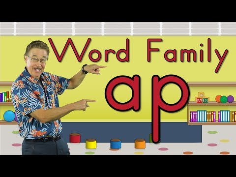 Word Family  the ap