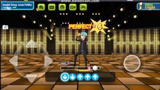 Bermain Avatar Musik Indonesia dengan Bluestacks [Dance key setting]