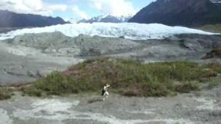 ミチゴロウととぼけた仲間たち14「氷河の上で狂った少女?」
