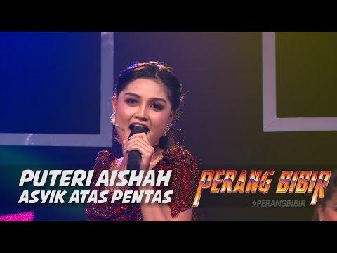 Puteri Aishah Asyik Atas Pentas | Perang Bibir | EP4