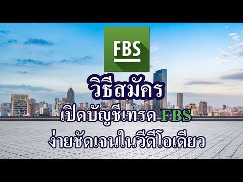 เปิดบัญชีเทรดForex กับ FBS Swap-Free